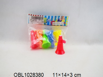 OBL1028380 - 6个庄喇叭口哨