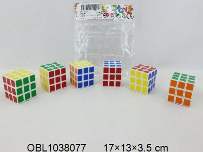 OBL1038077 - 6个庄魔方
