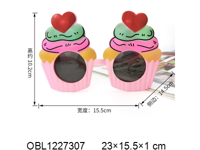 OBL1227307 - Love glasses