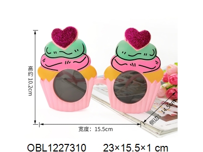 OBL1227310 - Love glasses