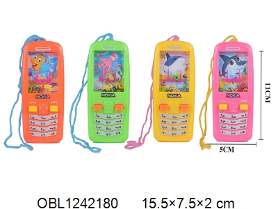 OBL1242180 - 4-color mixing of lifting rope and Nokia mobile phone water machine