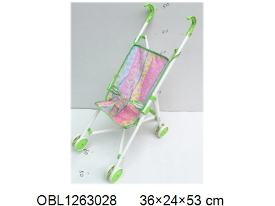 OBL1263028 - Iron doll cart