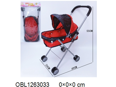 OBL1263033 - Iron doll cart