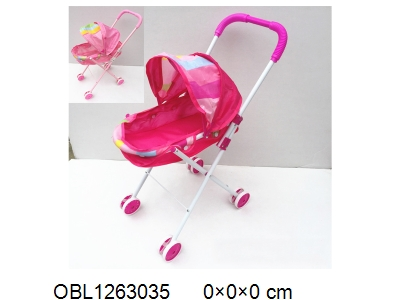 OBL1263035 - Iron doll cart