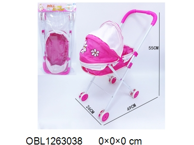 OBL1263038 - Iron doll cart
