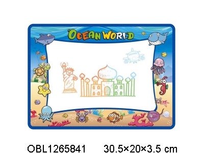 OBL1265841 - Water canvas
