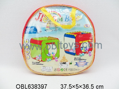 OBL638397 - Russian children tent