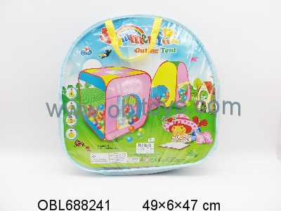 OBL688241 - English children tent